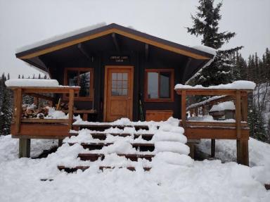 Juneau Lake Cabin, AK
